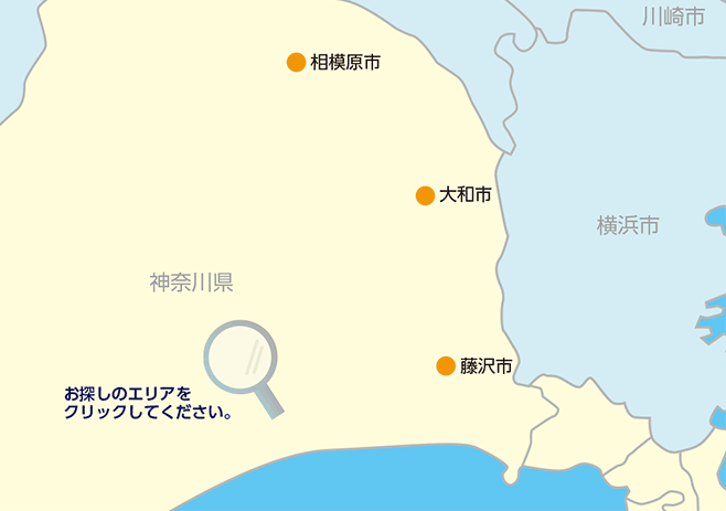 神奈川県その他マップ